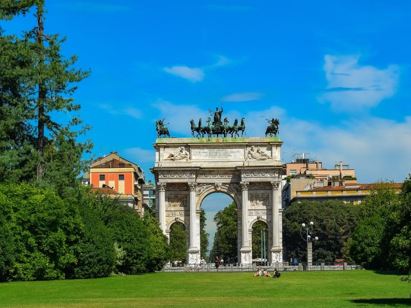 Aria condizionata a Milano